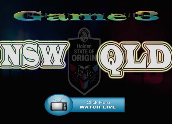 Watch State of Origin Live Stream 2019 Online for Free Game
