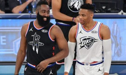 James Harden Breaks His Silence on Trade Bringing Russell Westbrook to Houston