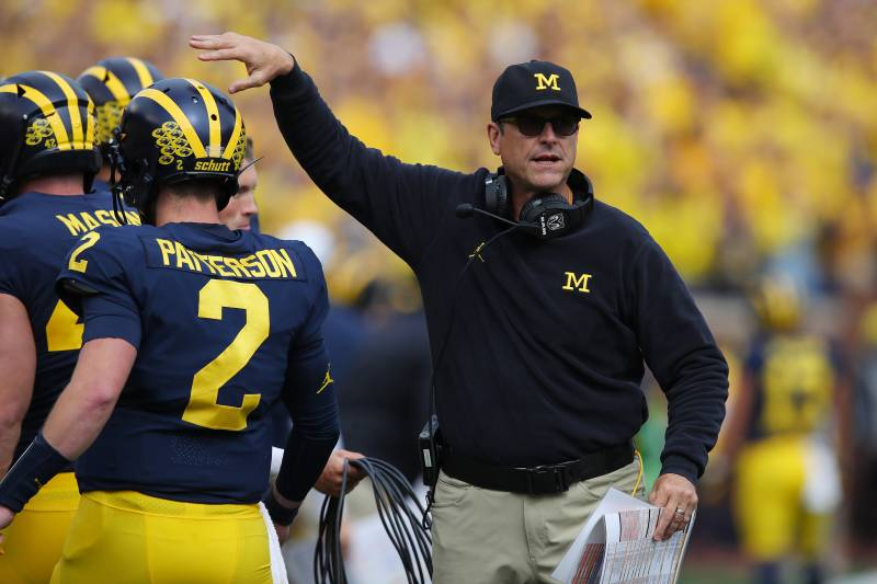 Michigan QB Shea Patterson Responds to Controversial Tweet