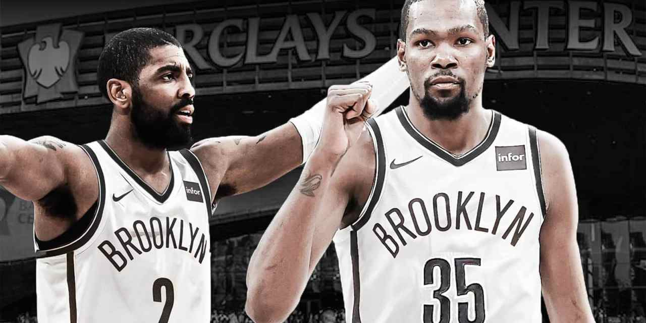 Kevin Durant's Decision to Play for the Nets Explained And It Wasn't 100 Percent Related to Kyrie