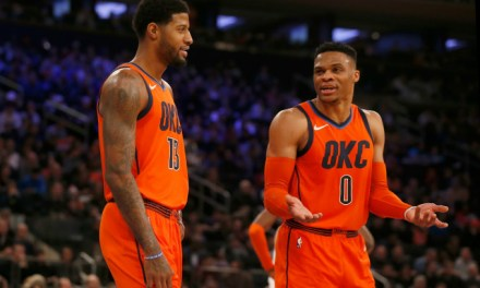 Kawhi Leonard Reportedly Chose to Team Up With Paul George Over Russell Westbrook
