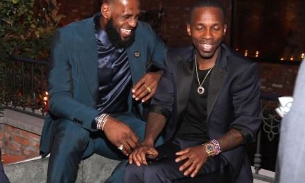 LeBron James' Agent Rich Paul Denies Running The Lakers