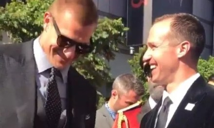 """Gronk to Drew Brees: """"Yeah, I'm Coming Back"""""""