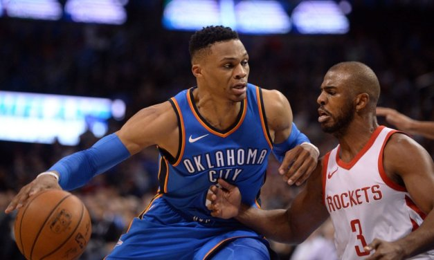 Russell Westbrook Has Been Traded to the Rockets for Chris Paul