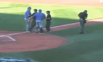 Former MLB Pitcher Turned Pitching Coach, Frank Viola, is the First Ejection for Arguing With a Robot Ump's Call