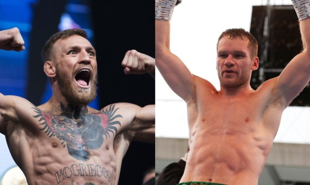 Conor McGregor Has Agreed to a Fight with Luke Keeler?