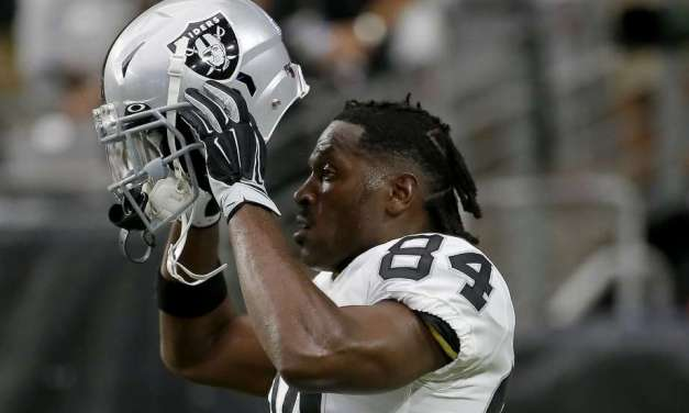 Antonio Brown Won't Let the Helmet Issue Die, Files Another Grievance Against the NFL