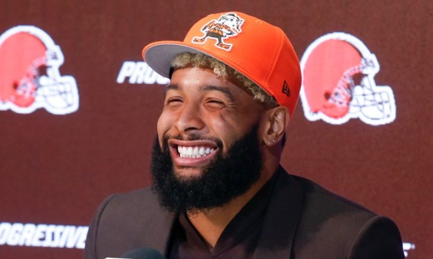 Odell Beckham Jr. Calls Out Ugly Women in the Comment Section for Hating on His Girlfriend