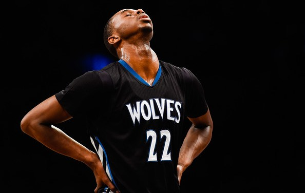 Andrew Wiggins Was Burglarized in Los Angeles