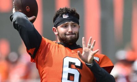 Browns Coach Describes The Exact Moment Baker Mayfield Won Over His O-Line