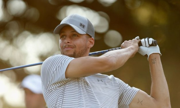 Steph Curry Helps Howard U. Start Division I Golf Team