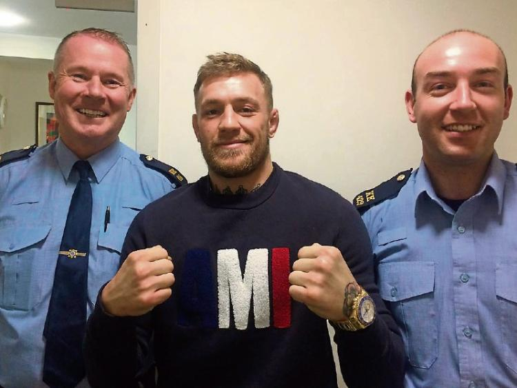 Conor McGregor 'Set to be Charged' for Pub Sucker Punch