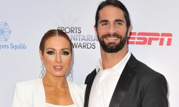 WWE's Becky Lynch Announces Engagement To Seth Rollins