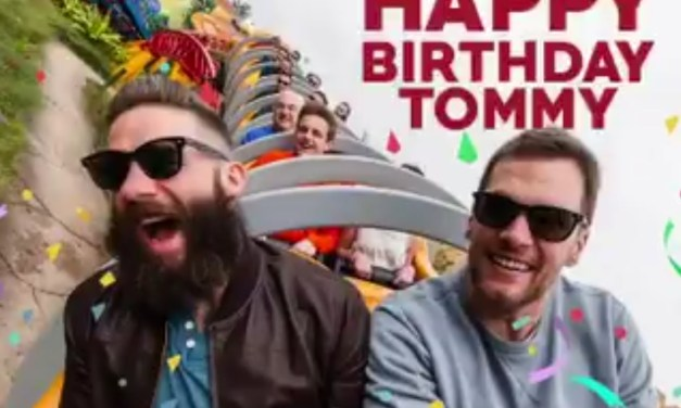 """Julian Edelman Wishes Tom Brady a Happy Birthday With a """"You're Still the One"""" Montage"""