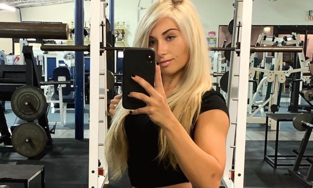 Meet Fitness Model Carriejune Bowlby, AB Takes NSFW Shot at NFL & Barstool Sports Founder Under Investigation