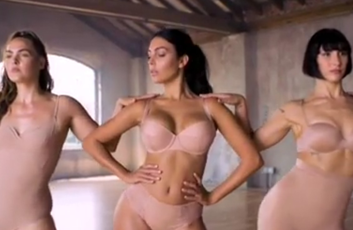 Cristiano Ronaldo's Girlfriend's Latest Ad Campaign Features Her Dancing Around in Lingerie