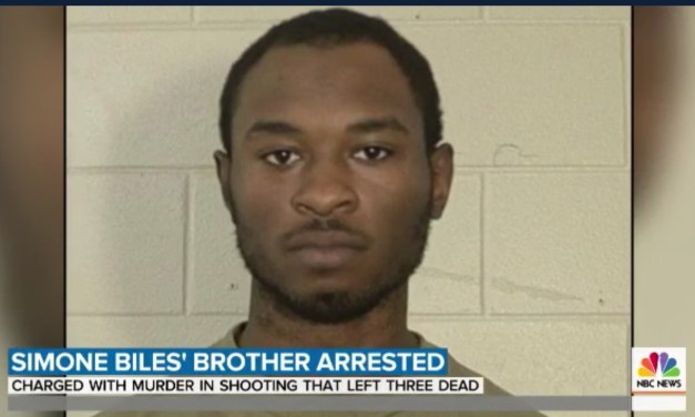 Simone Biles' Brother Arrested for Triple Murder in Ohio