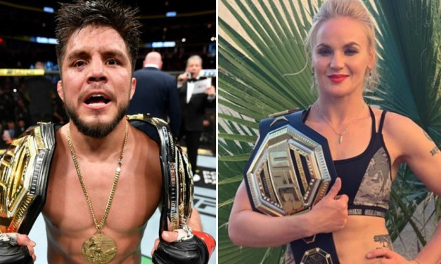 UFC's Cejudo Calls Out Women's Flyweight Champ Valentina Shevchenko
