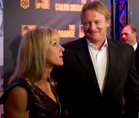 Jon Gruden Throws His Wife Under the Bus on Hard Knocks