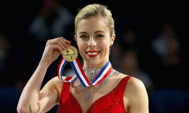 Olympic Figure Skater Ashley Wagner Says She was Sexually Assaulted by Fellow Skater When She was 17