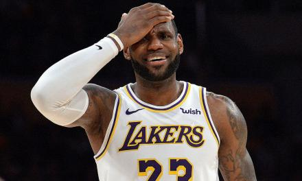 LeBron James Puts Himself in the Lakers All-Time Starting Five