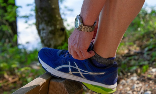 How to choose the correct running shoe size