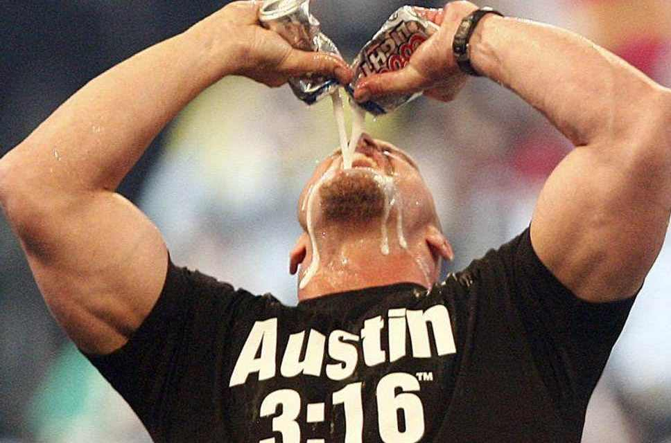 Stone Cold Steve Austin Dishes Out Grades for Athletes' Beer-Chugging Skills
