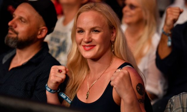 Female Fighter Leapfrogs Conor McGregor in Latest UFC Pound-For-Pound Rankings