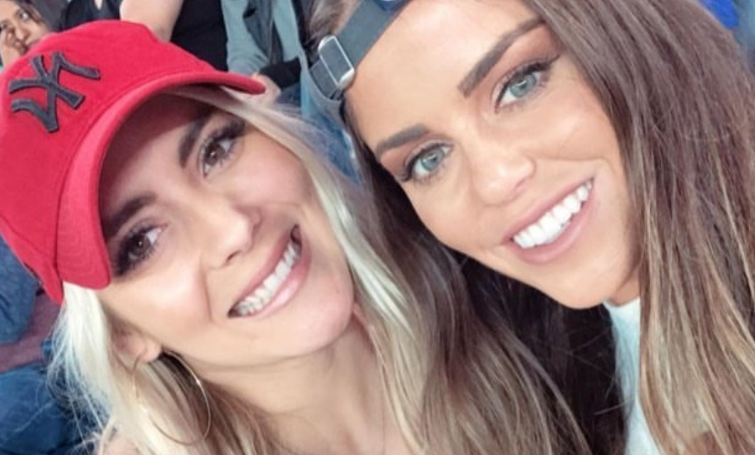 Josh Allen S Girlfriend Brittany Williams Smashed Some Pinstripe Pils At Yankee Stadium With The Girls Sports Gossip Take this to find out and make it a. josh allen s girlfriend brittany