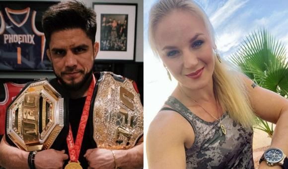 UFC Champ Shevchenko 'Submits' Cejudo at Khabib Fight After Intergender Fight Talk