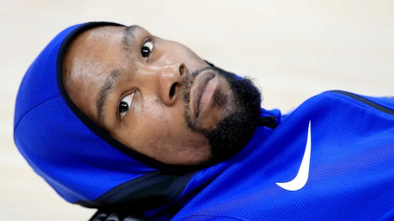 Kevin Durant and Fan Engage in War of Words Over Recent Interview