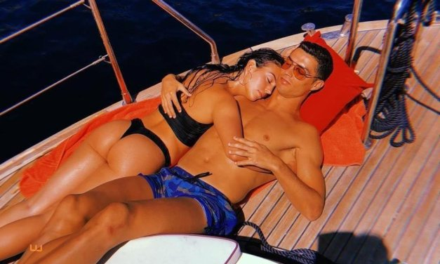 Cristiano Ronaldo Says Greatest Goal He's Ever Scored Doesn't Compare to Sex with Girlfriend Georgina Rodriguez