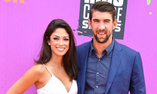 Michael Phelps and Wife Nicole Welcome Baby Boy Maverick