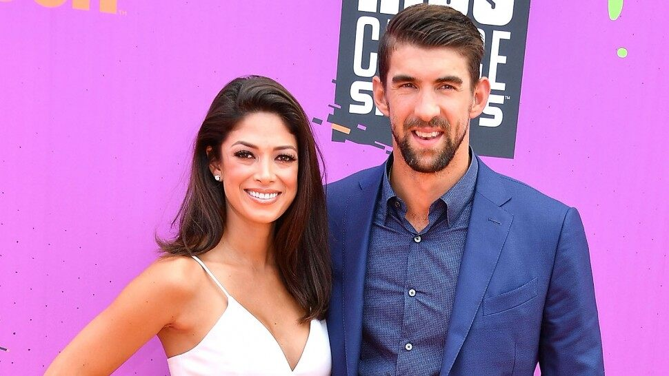 Michael Phelps and Wife Nicole Welcome Baby Boy Maverick