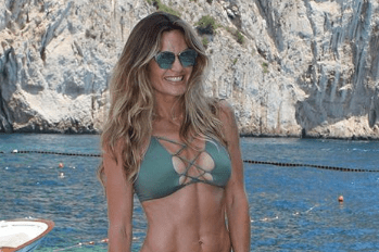 Jason Taylor's Ex-Wife Katina Taylor is a Finalist for Next Year's Sports Illustrated Swimsuit Issue