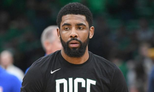 Kyrie Irving Suffered a Facial Fracture After Taking Elbow to the Face