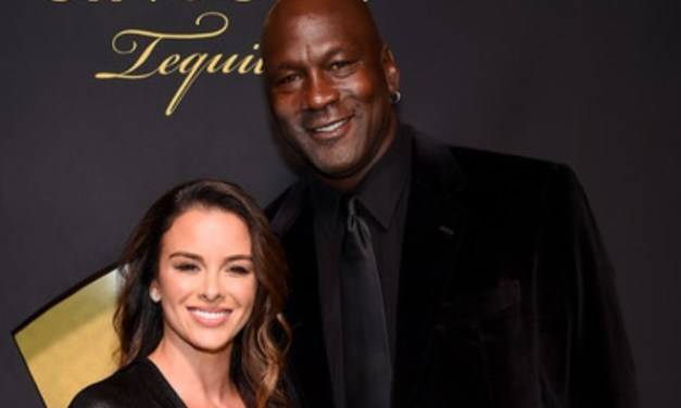 Michael Jordan and Wife Yvette Attend Launch Party For His New Tequila Brand 'Cincoro'