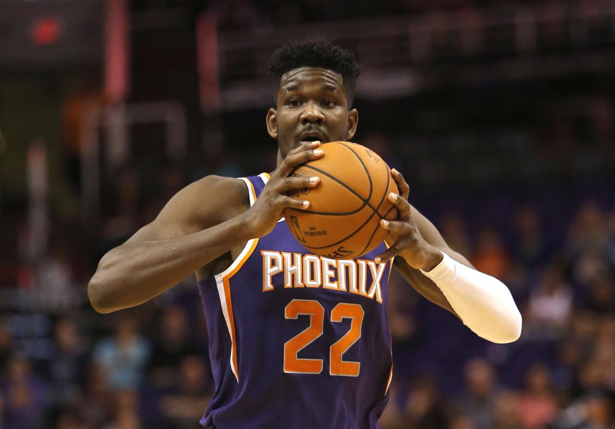 Deandre Ayton Facing a 25 Game Suspension for Violating the NBA's Anti-Drug Policy
