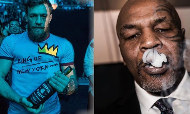 Mike Tyson Gives Conor McGregor Some Advice