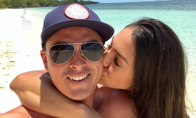 Rickie Fowler and Allison Stokke Have Tied the Knot