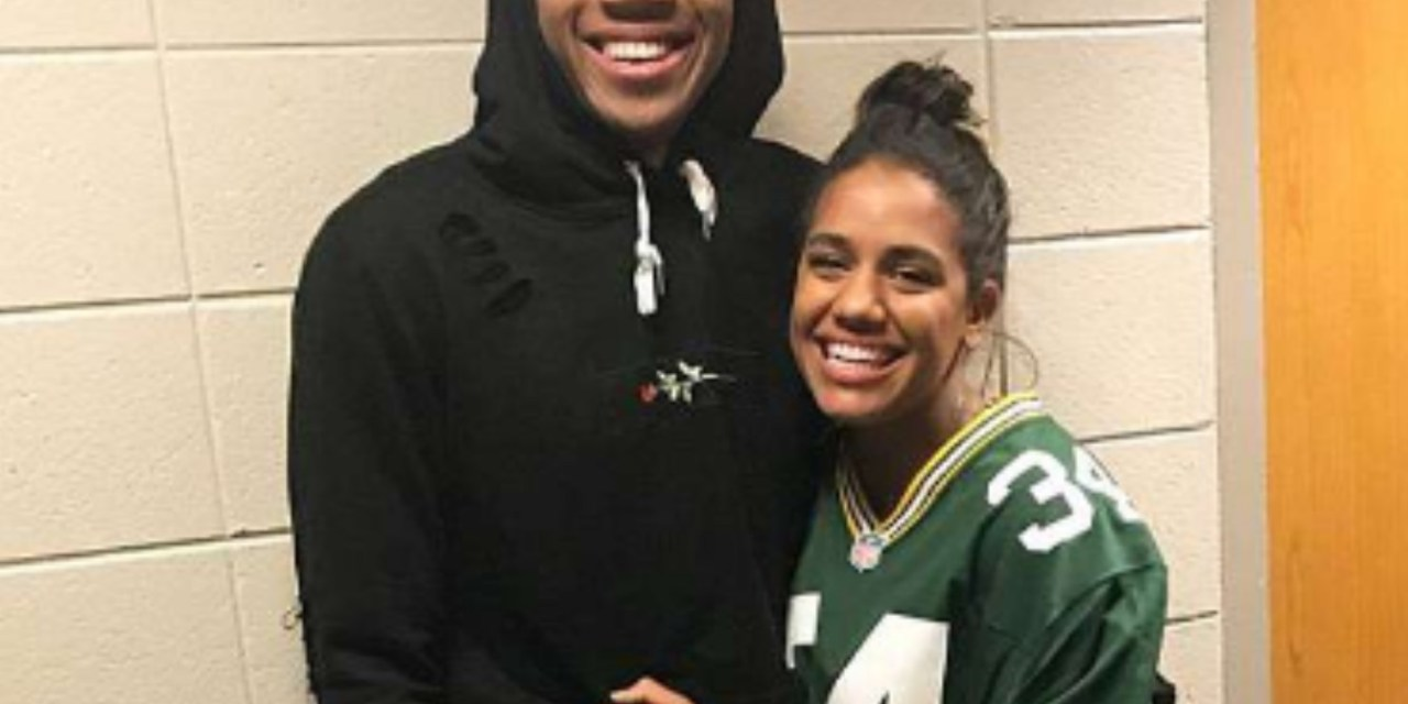 Giannis Antetokounmpo's Girlfriend Announces that the Couple is Expecting a Baby Boy