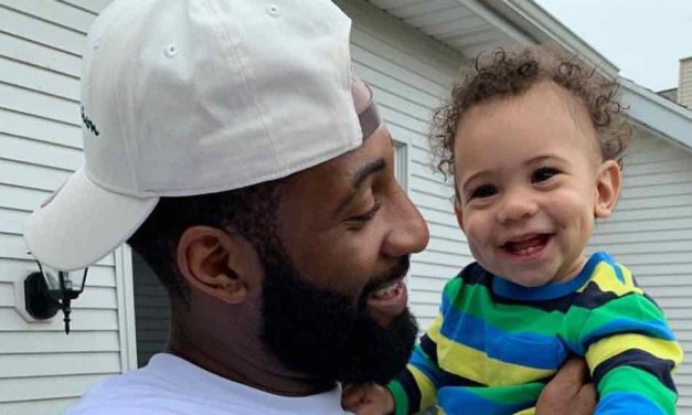 Andre Drummond Spends Time With Son He Had With One of His Side Chicks