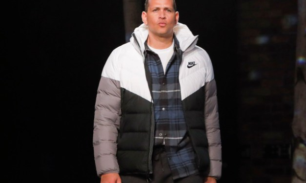 Alex Rodriguez Made His Runway Debut at Dick's Sporting Goods Show