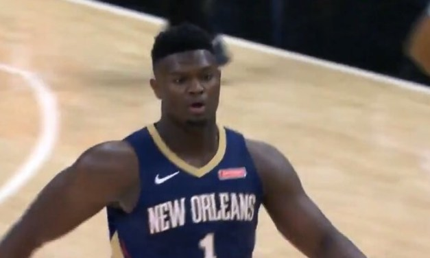 Zion Williamson Invites Defenders to Let Him Shoot the Three