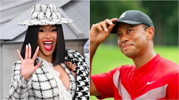 Cardi B Is Naming Her Next Album 'Tiger Woods'