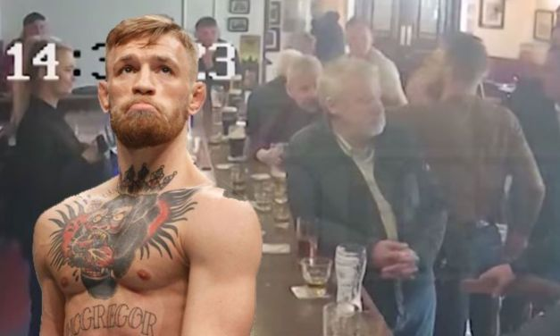 Conor McGregor Reportedly Charged With Assault for Pub Suckerpunch