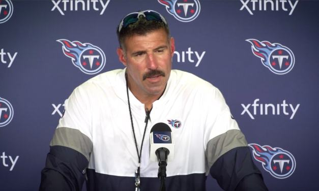 Mike Vrabel to Decide on Titans Starting QB on Monday Night
