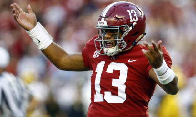 Former NFL Kicker Rips Into Alabama QB Tua Tagovailoa and His NFL Potential