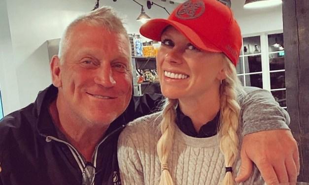 Golfer Katie Kearny 'Friend-Zoned' NHL Legend Brett Hull