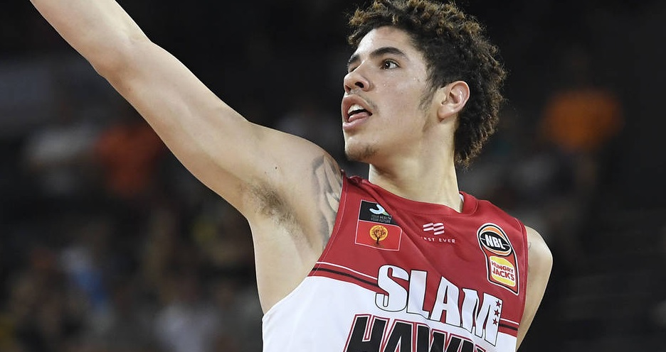 LaMelo Ball Believes He Could Be An NFL Quarterback Right Now If He Wanted To
